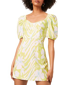 FRENCH CONNECTION - Berina Whisper Printed Dress
