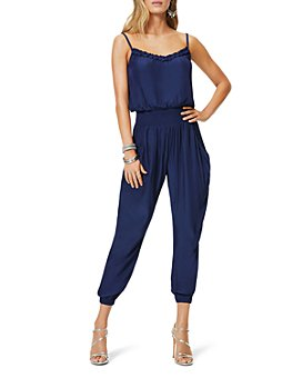 Ramy Brook - Cohen Smocked Waist Jumpsuit