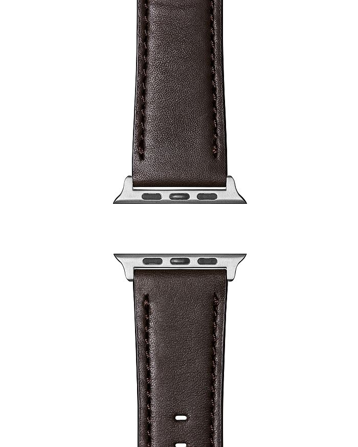 Shinola - Abilene Leather Strap for Apple Watch®, 24mm