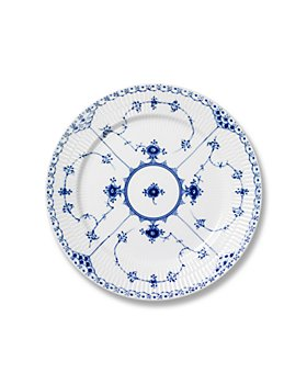 Royal Copenhagen - Royal Copenhagen Blue Fluted Half Lace