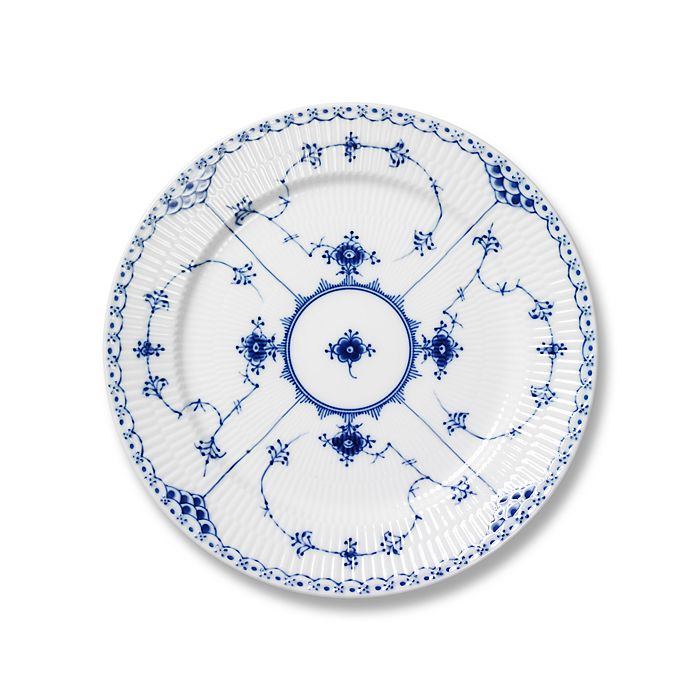 Royal Copenhagen - Blue Fluted Half Lace