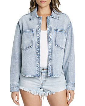 Pistola - Andrea Cotton Denim Jacket in Montreal