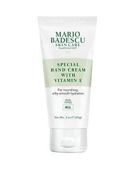 Mario Badescu - Special Hand Cream with Vitamin E 3 oz.