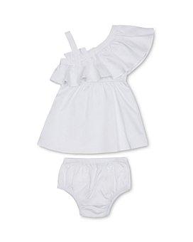 Habitual Kids - Girls' Ruffled Twill Dress - Baby