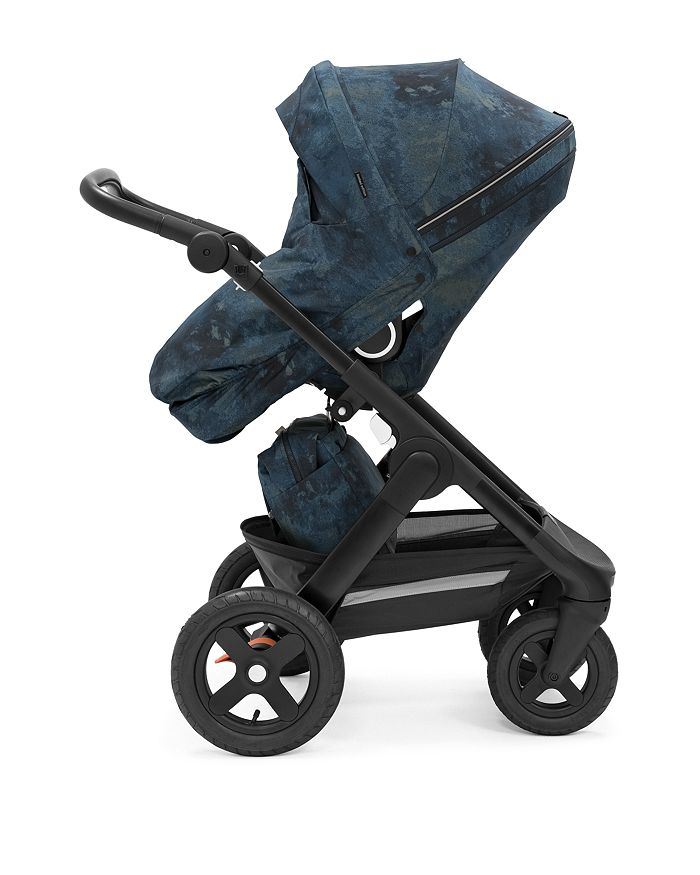 Stokke - Trailz™ Black Terrain Limited Edition Freedom Stroller Chassis