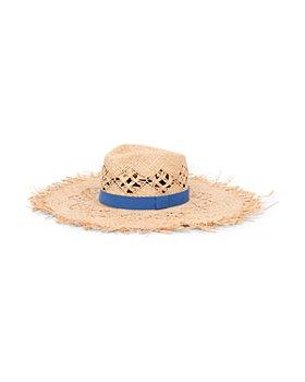rag & bone - Frayed Raffia Sun Hat