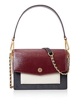 Tory Burch - Robinson Color Blocked Shoulder Bag