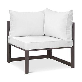 Modway - Fortuna Corner Outdoor Patio Armchair