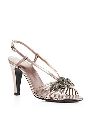 Valentino Garavani Women\\\'s Serpent Slingback Sandals