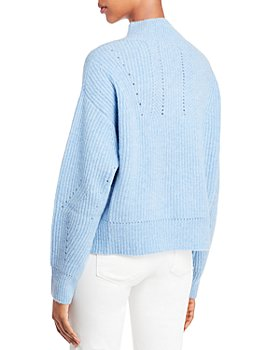 Aqua Cashmere Sweater Bloomingdale's