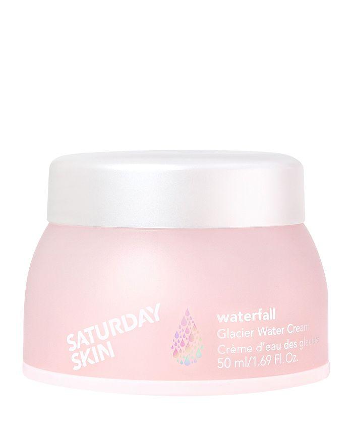 Saturday Skin Waterfall Glacier Water Cream 1.69 Oz.