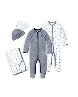 Ralph Lauren - Boys' Baby's First Gift Set - Baby
