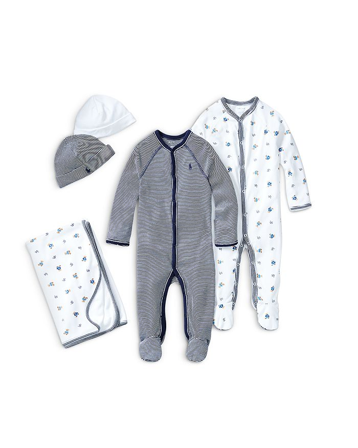 Ralph Lauren - Boys' Baby's First Gift Set Collection - Baby
