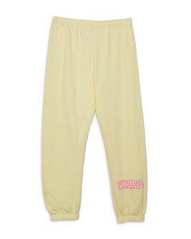 Spiritual Gangster - Girls' Logo Sweatpants - Little Kid, Big Kid
