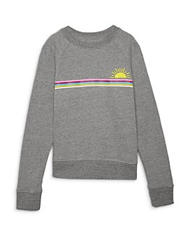 Spiritual Gangster - Girls' Trust the Universe Crewneck Sweater - Little Kid, Big Kid
