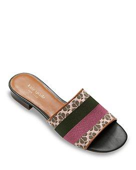 kate spade new york - Women's Boardwalk Slip On Sandals