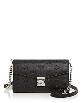 MCM - Leather Crossbody