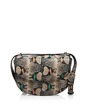 A.P.C. - Sac Geneve Embossed Leather Shoulder Bag