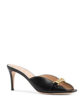 Gucci - Women's Sylvie Chain Mules