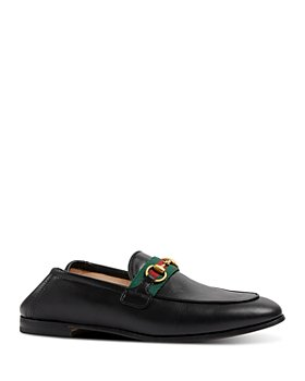 Gucci - Women's Brixton Collapsible Apron Toe Loafers