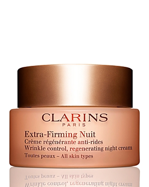 Extra-Firming Night Wrinkle Control Regenerating Cream for All Skin Types