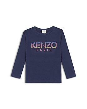 Kenzo - Girls' Cotton Logo Tee - Little Kid
