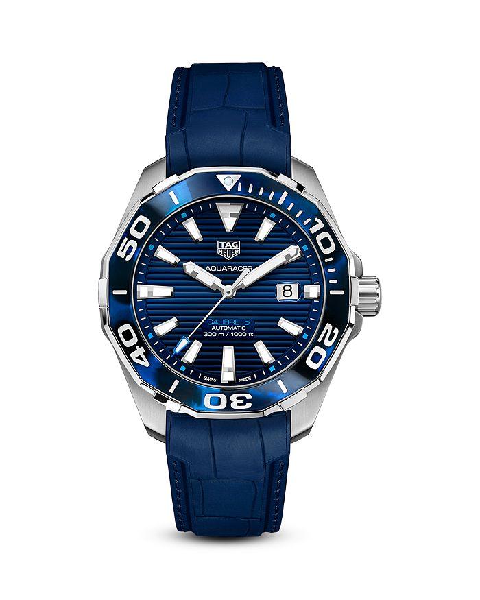 TAG Heuer - Aquaracer Caliber 5 Watch, 43mm