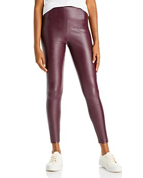 AQUA - High-Rise Leggings - 100% Exclusive