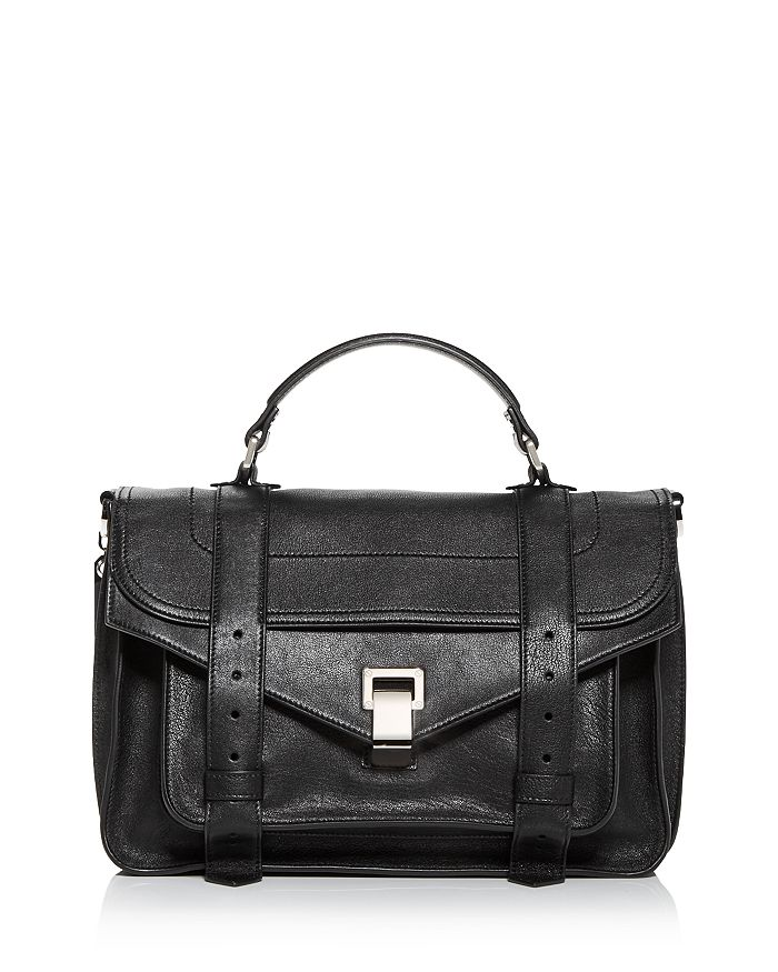 Proenza Schouler - PS1 Medium Leather Crossbody