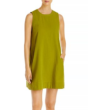 Eileen Fisher - Round Neck Dress