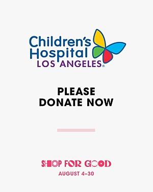 Children's Hospital Los Angeles Donation