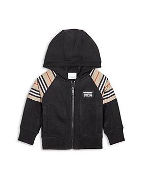 Burberry - Boys' Hamilton Icon Stripe Hoodie - Little Kid, Big Kid