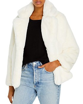Apparis - Manon Faux-Fur Coat