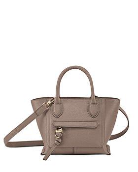 Longchamp - Mailbox Small Leather Crossbody