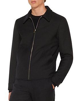 Sandro - New Chester Zip Jacket