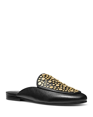 Michael Michael Kors WOMEN'S FARROW SLIP ON FLATS