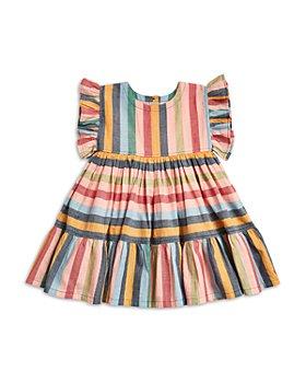 Pink Chicken - Girls' Kit Striped Dress - Little Kid, Big Kid