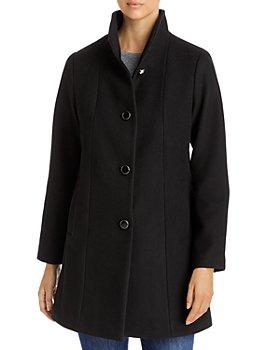kate spade new york - Stand Collar Coat