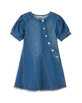 Habitual Kids - Girls' Talia Stretch Denim Dress - Little Kid