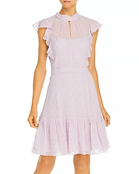 Rebecca Taylor - Dot Embroidered Dress
