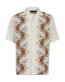 ALLSAINTS - Timor Printed Shirt