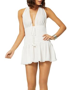 Ramy Brook Terra Swim Cover Up Mini Dress-Women