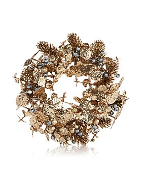 "Salzburg Creations - 4"" Vintage Wreath - 100% Exclusive"