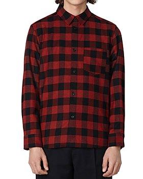 A.P.C. - Buffalo Plaid Shirt