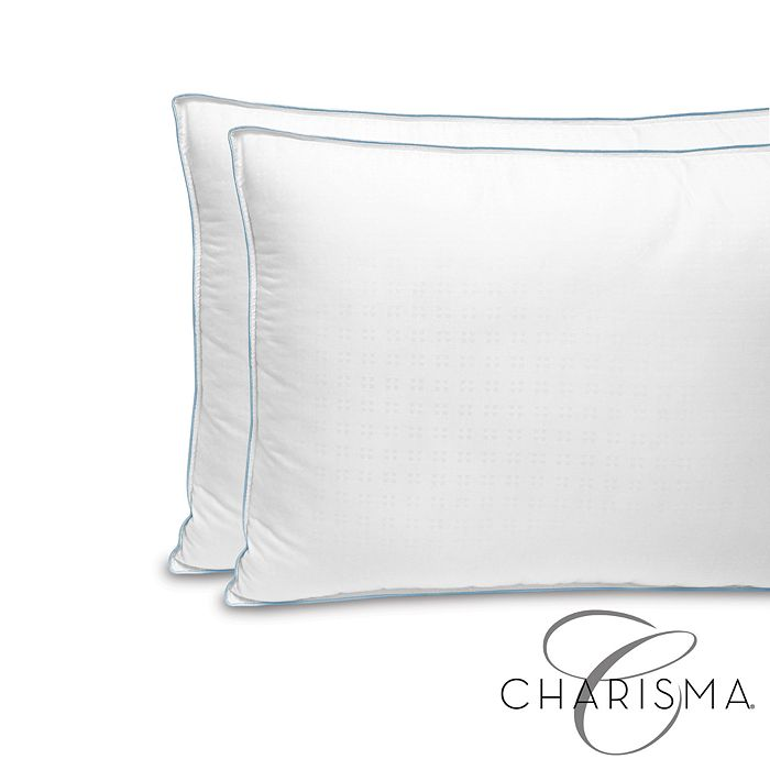 Charisma - Gel Infused Memory Foam Cluster and Gel Fiber Pillow