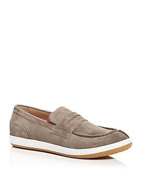 Armani - Men's Split Toe Penny Loafers