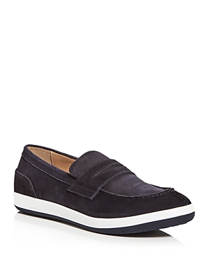 Men's Split Toe Penny Loafers