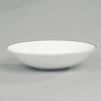 """Wedgwood - Jasper Conran at  """"Platinum"""" Cereal Bowl"""