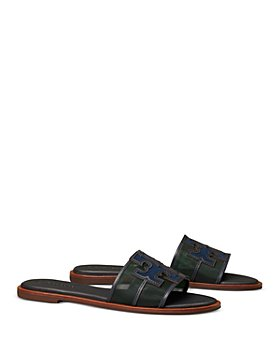 Tory Burch - Women's Ines Logo Slide Sandals