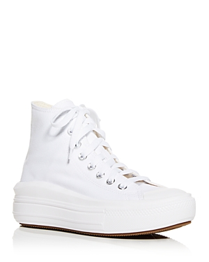 Converse WOMEN'S CHUCK TAYLOR ALL STAR MOVE HIGH TOP SNEAKERS
